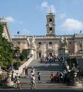 פיאצה דל קמפידוליו - Piazza Campidoglio
