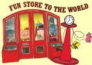 אריק סנוק חנות צעצועים - Eric Snook