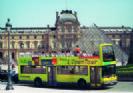 אוטובוס התיירים בפריז