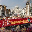 כרטיס משולב לבזיליקת פטרוס הקדוש ואוטובוס התיירים