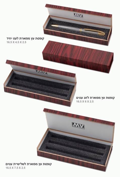 קופסאות עץ יוקרתיים לעטים BM9524