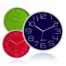 שעון קיר עם מנגנון שקט BM5102