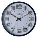 שעון קיר זרחני קוטר 34 סנטימטר BM5341