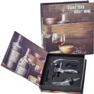 מארז אביזרים 4 חלקים ליין באריזת מתנה מעוצבת בצורת ספר  BM6919