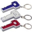 מחזיק מפתחות בעיצוב מפתח עם פנס לד BM5081
