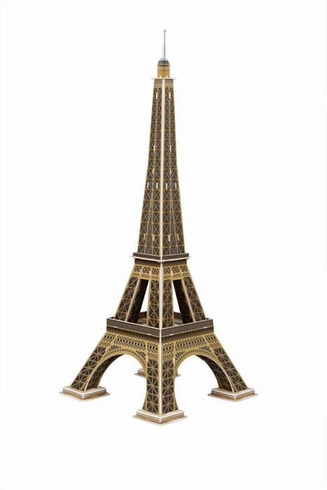 פאזל תלת מימד -מגדל אייפל - בפריז