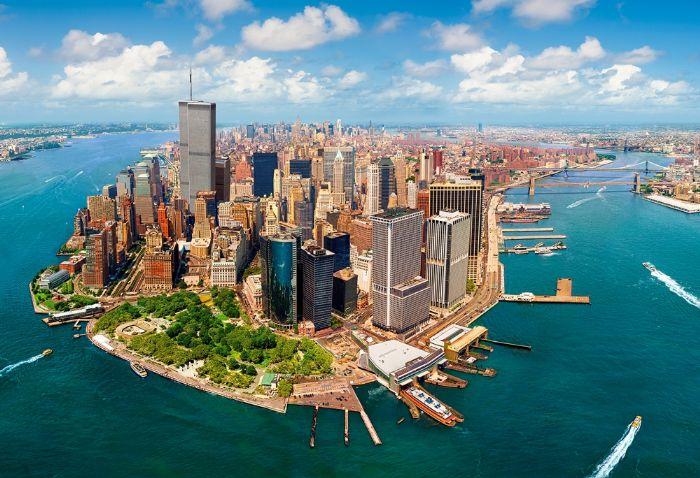 פאזל 2000 חלקים - ניו יורק לפני 9.11