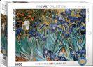 פאזל 1000 חלקים - ואן גוך - Irises