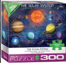 פאזל 300 חלקים - מערכת החלל - מבית יורוגרפיקס