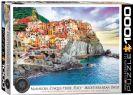 פאזל 1000 חלקים - מנרולה - איטליה