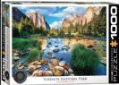 פאזל 1000 חלקים - הפארק הלאומי יסמייט