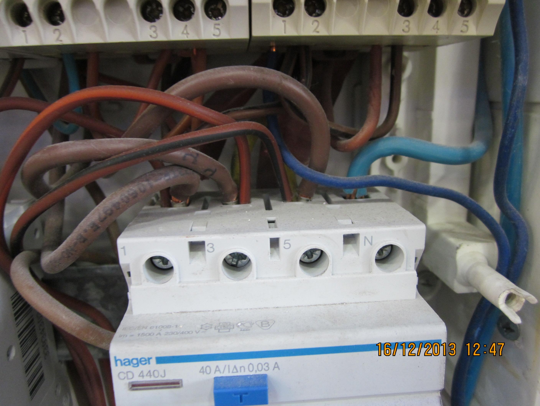 בדיקת חשמל 1