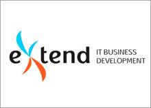 EXTEND - שדרוג לוגו לחברת IT
