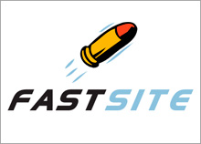 FAST SITE - לוגו מקדם אתרים