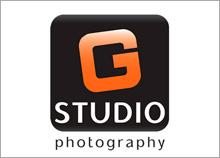 G STUDIO - עיצוב לוגו לסטודיו צילום