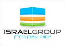עיצוב לוגו יזמות ושיווק נדלן