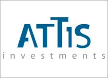 ATTIS - עיצוב לוגו לחברת יזמות והשקעות