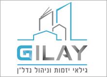 עיצוב לוגו גילאי יזמות וניהול נדל