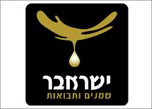 עיצוב לוגו ליבואן שמן ותבואות