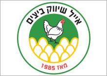 עיצוב לוגו משווק ביצים