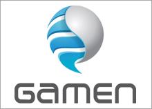 GAMEN - עיצוב לוגו לחברה המייבאת מוצרי תקשורת