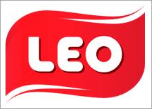 עיצוב לוגו למותג מזון - LEO