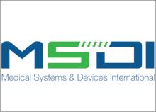 עיצוב לוגו לרפואת שיניים - MSDI