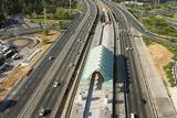 University Station Location-Tel Aviv Client-Solel Boneh Scope of work-concrete super structure