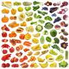 פירות וירקות בשלל צבעים - גם בריא וגם טעים!