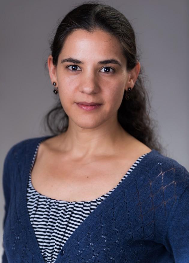 דבורה טויבר, אוניברסיטת בן גוריון, צילום דני מכליס