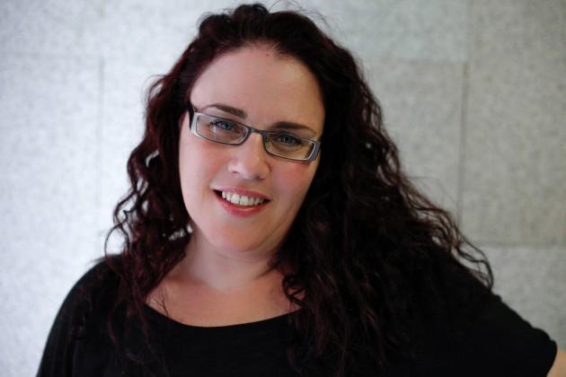 שרון גנות, מנהלת ידע ומחקר בקרן שלם, שלם בשבילכם
