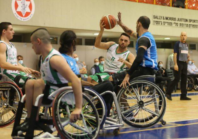קבוצת הכדורסל של אילן רמת גן אלופה!