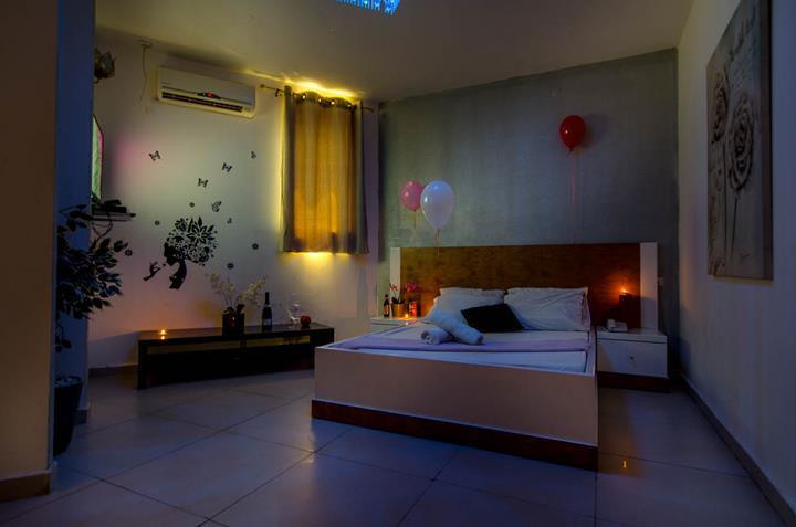 חדר במלון גאיה