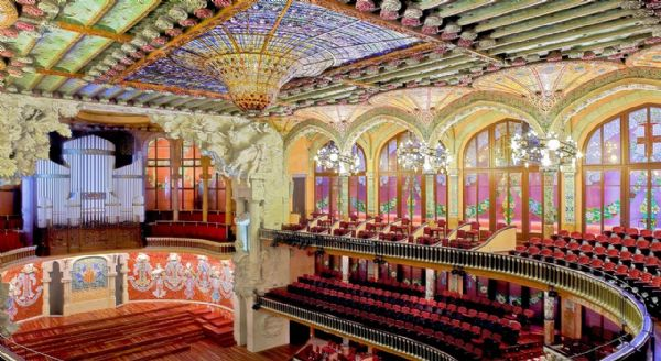 ארמון המוזיקה הקטלאנית