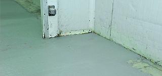שיקום רצפות חדרי קירור - א'