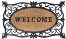 שטיח סף welcome