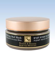 HB Mer morte - Masque de boue purifiant acné et peaux sensibles