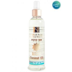 Health & Beauty mer morte - huile solaire à la coco - 250ml
