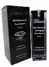 Dead sea black diamond - Serum pour le visage à la poudre de diamant - 50ml
