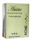 Shemen amour dead sea - acne soap - 125g