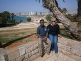סיור ביפו העתיקה Old Jaffa Avinash and Edna