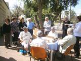מרכז יום לקשיש  Day Care Center for Elderly People