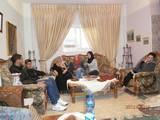 משפחה מארחת בבית לחם Host family in Beit Lehem