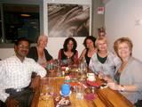 משתלמים במסעדה עם עדנה, אורנה ורונית With Orna, Edna and Ronit
