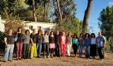 מפגש היכרות בעינת                          Welcome in Kibbutz Einat