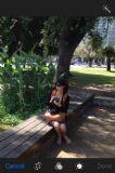 אמה בסיור בתל אביב עם אילנה  Emma tours Tel Aviv with Ilana