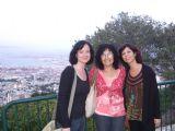 אמה ואליזבט עם רונית Emma and Elisabeth with Ronit