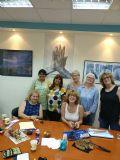 Second workshop in Kibbutz Einat
