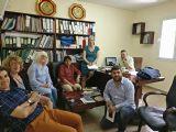 House of Grace in Haifa in the office