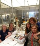 Visit to the Israel Museum with Mira and Nili